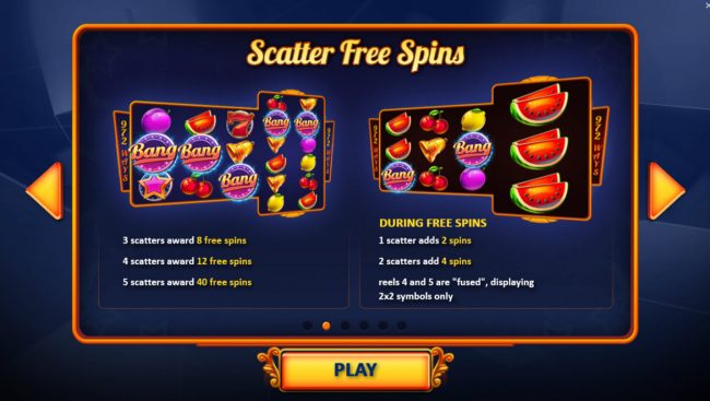 Wicked Jackpots featuring the Video Slots Chitty Bang with a maximum payout of $10,000