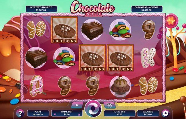Play slots at Drake: Drake featuring the Video Slots Chocolate Slots with a maximum payout of Jackpot