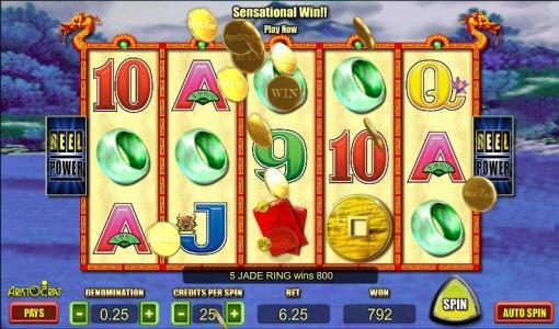 Amsterdam Casino featuring the Video Slots Choy Sun Doa with a maximum payout of $4,000