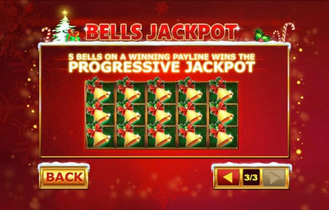 City Tower featuring the Video Slots Christmas Jackpot Bells with a maximum payout of $37,500