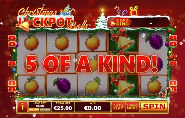 Play slots at William Hill Casino Club: William Hill Casino Club featuring the Video Slots Christmas Jackpot Bells with a maximum payout of $37,500