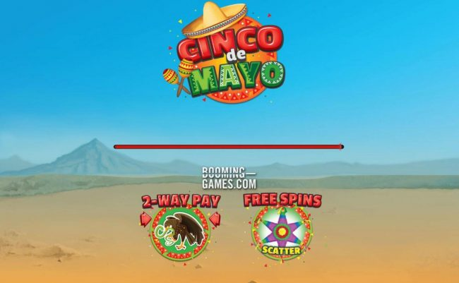 Play slots at Casino Luck: Casino Luck featuring the Video Slots Cinco de Mayo with a maximum payout of $270