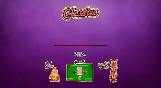 Split Aces featuring the Video Slots Classico with a maximum payout of $120,000