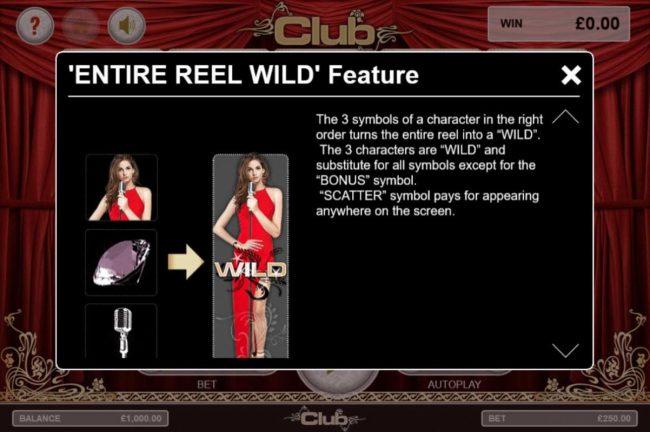 Club :: Wild Symbol 2