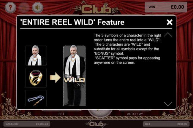 Club :: Wild Symbol 3