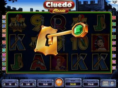 Cluedo - Classic :: big win unlocked