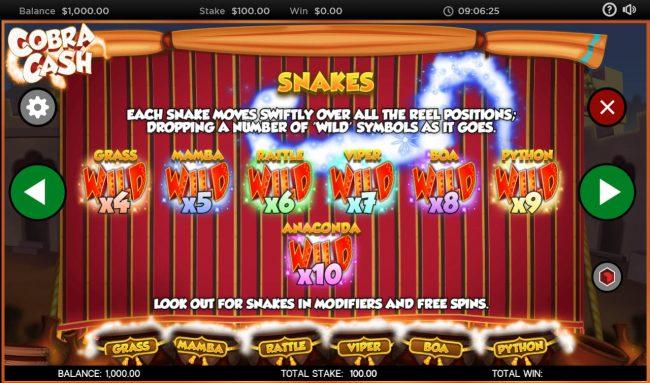 Cobra Cash :: Feature Rules