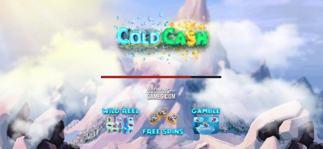 ZigZag777 featuring the Video Slots Cold Cash with a maximum payout of $50,000