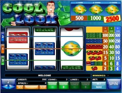 Play slots at Joe Fortune: Joe Fortune featuring the Video Slots Cool Look with a maximum payout of $5,000