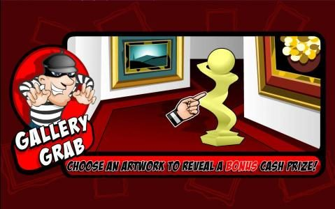 Select a piece of artwork to reveal your prize award.