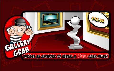 Selection reveals a $45 prize award