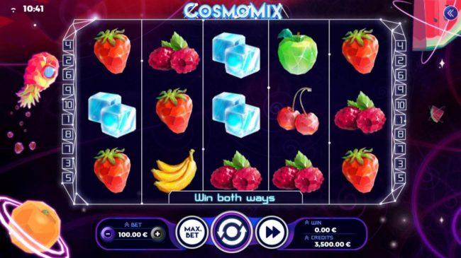 Cosmomix :: Main Game Board