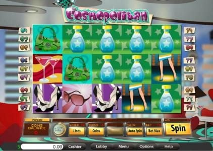 Play slots at Bella Vegas: Bella Vegas featuring the Video Slots Cosmopolitan with a maximum payout of $12,500