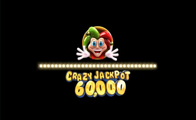 Play slots at MyBcasino: MyBcasino featuring the Video Slots Crazy Jackpot 60,000 with a maximum payout of $60,000
