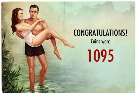 Powerspins featuring the Video Slots Creature from the Black Lagoon with a maximum payout of $3,750