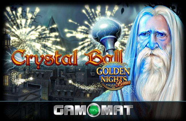Crystal Ball Golden Nights Bonus :: Introduction