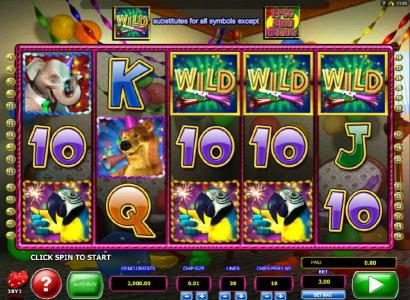 Noxwin featuring the Video Slots Crystal Gems with a maximum payout of $4,000