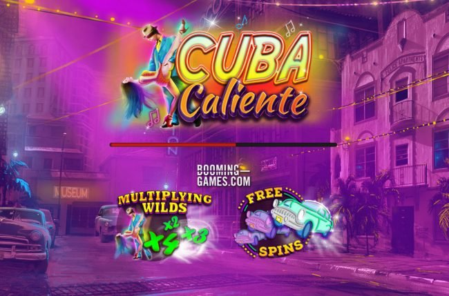 Play slots at Pokie Place: Pokie Place featuring the Video Slots Cuba Caliente with a maximum payout of $225,000