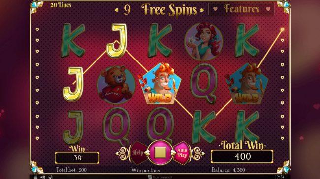 Cupids' Strike :: Three of a Kind