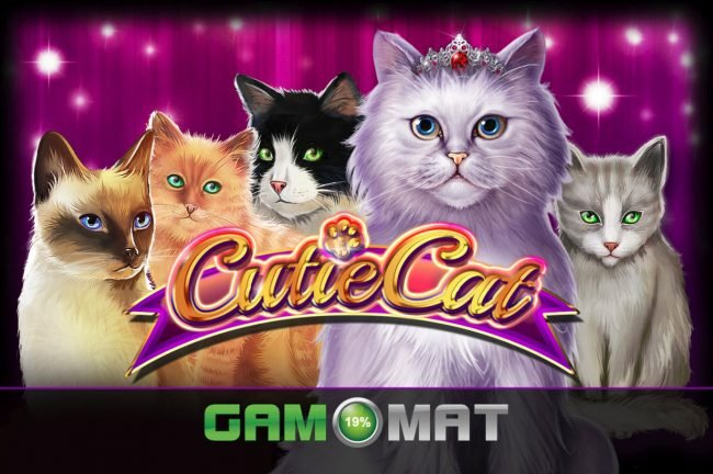 Play slots at Casino Cruise: Casino Cruise featuring the Video Slots Cutie Cat with a maximum payout of $18,000