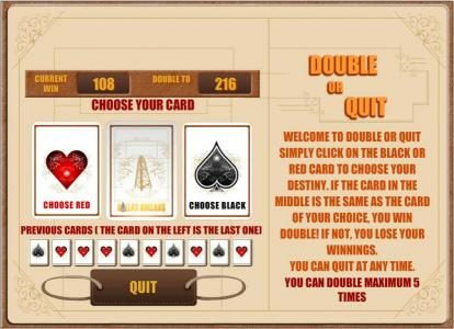 Play slots at Trada: Trada featuring the Video Slots Dallas Dollars with a maximum payout of $10,000