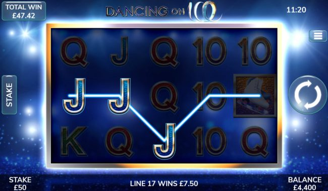 Dancing On Ice :: A winning three of a kind