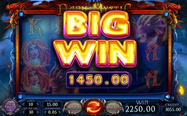 Dark Mystic :: Big Win