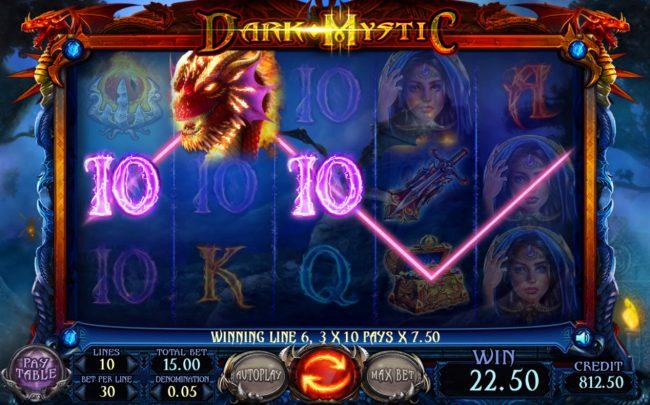 Dark Mystic :: A winning three of a kind