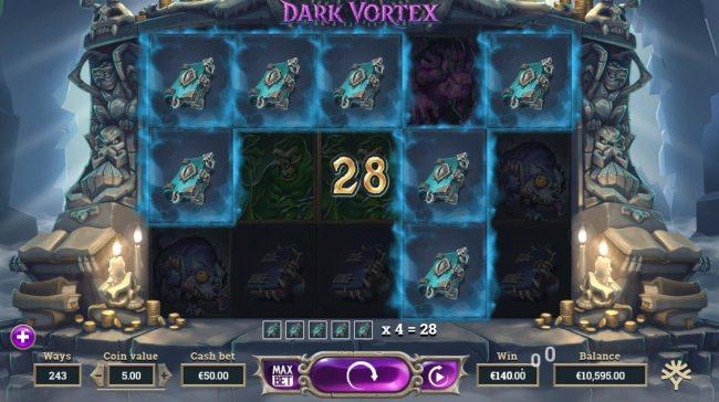 Dark Vortex :: Five of a Kind
