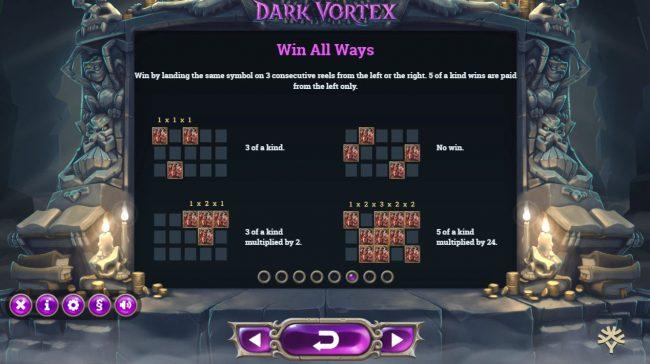 Dark Vortex :: 243 Ways to Win