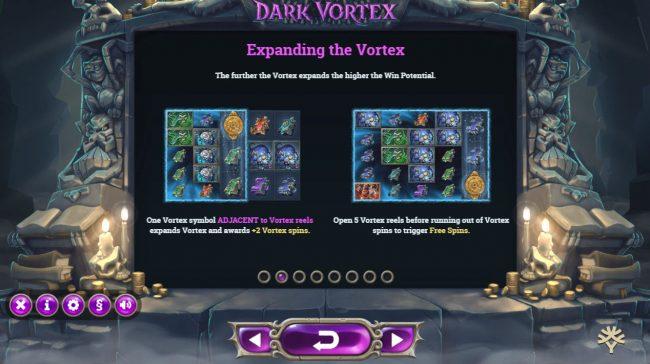Dark Vortex :: Feature Rules