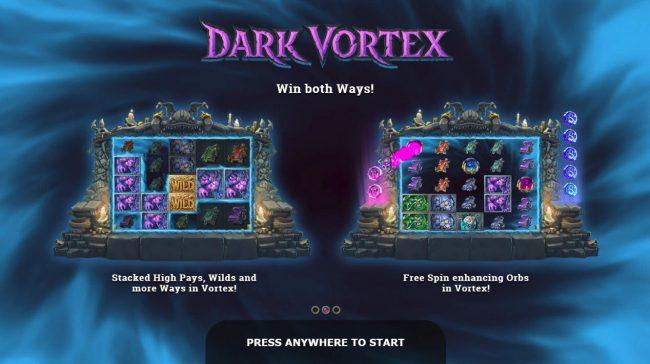Dark Vortex :: Introduction