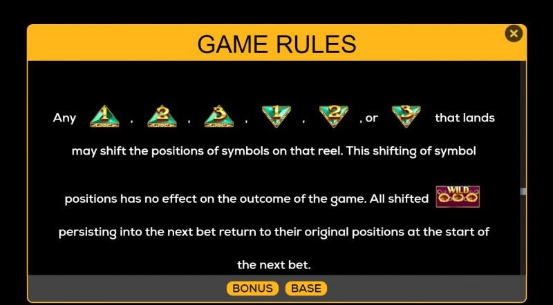 Da Vinci Creations :: Feature Rules