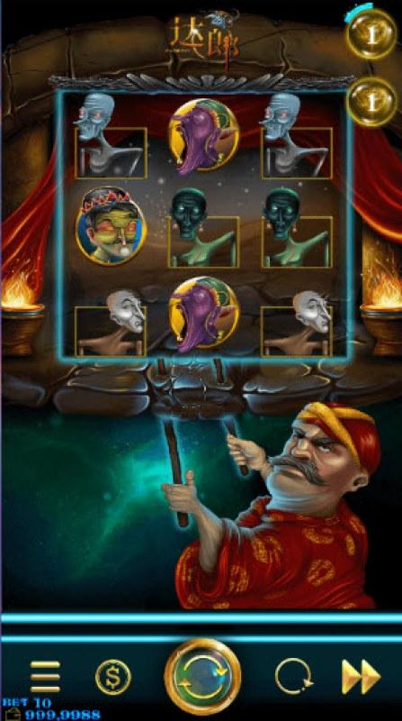 Dalang :: Main Game Board