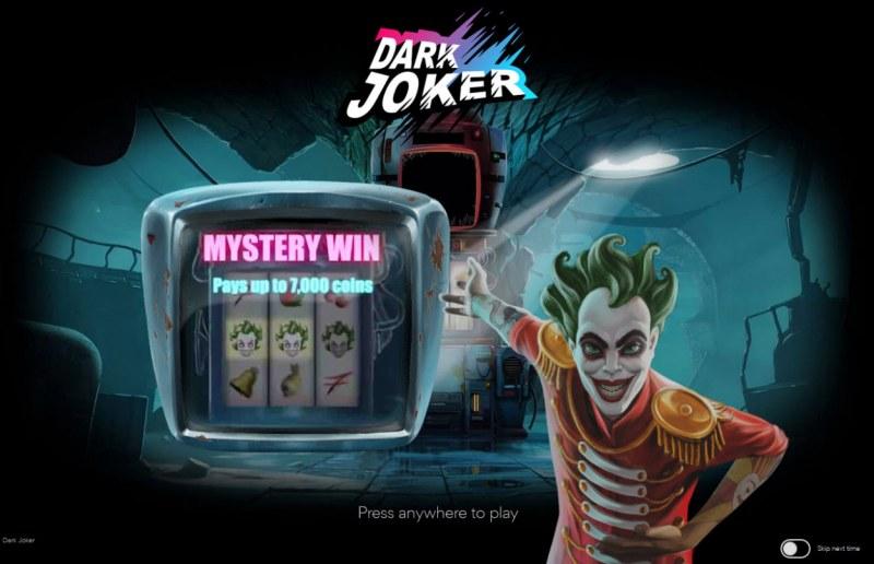 Dark Joker :: Introduction