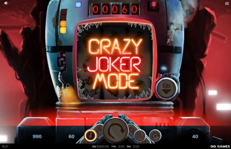 Dark Joker :: Crazy Joker mode activated
