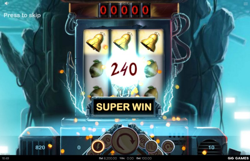 Dark Joker :: Big Win