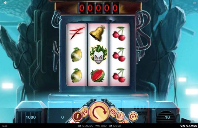 Dark Joker :: Main Game Board