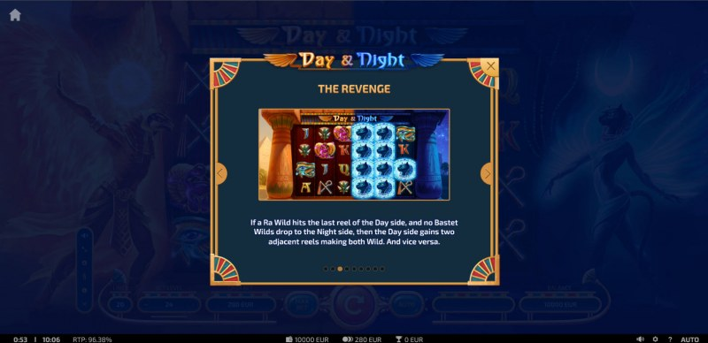 Day & Night :: Feature Rules