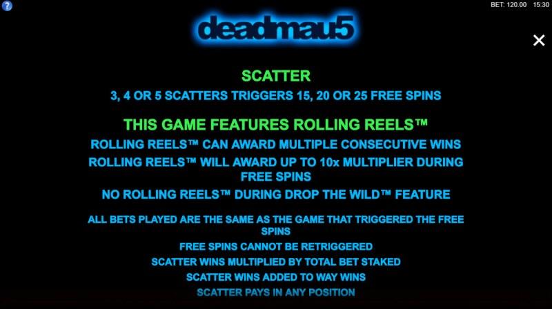 Deadmau5 :: Rolling Feature