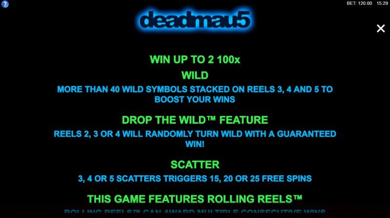 Deadmau5 :: Feature Rules