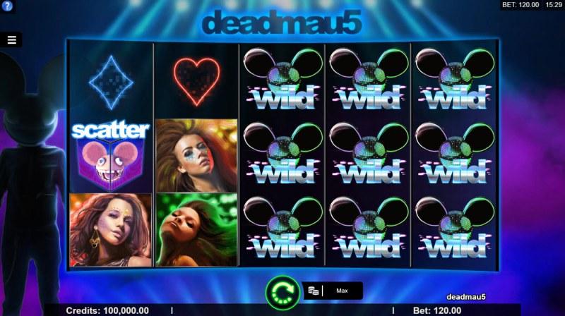 Deadmau5 :: Main Game Board