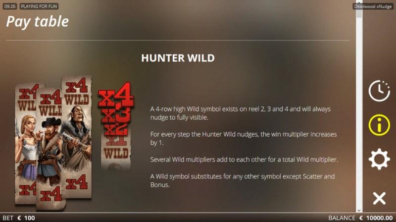 Deadwood :: Hunter Wild