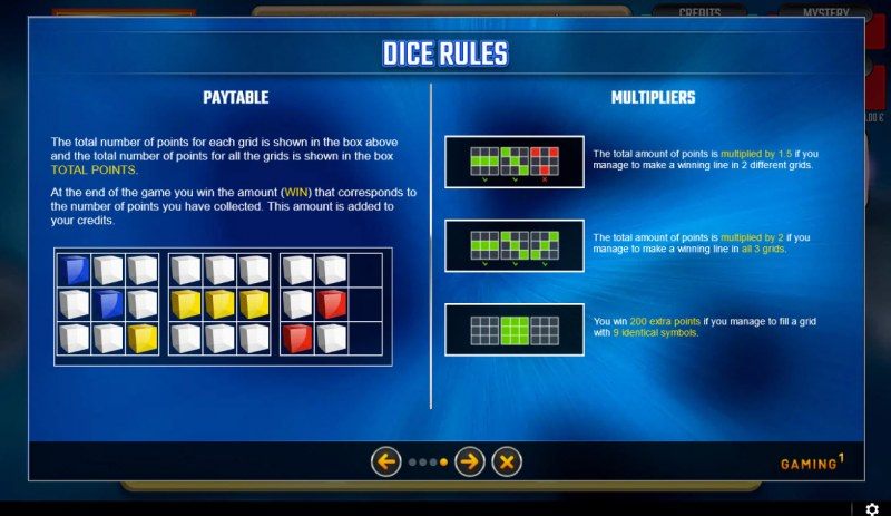 Deal or No Deal Blue :: General Game Rules