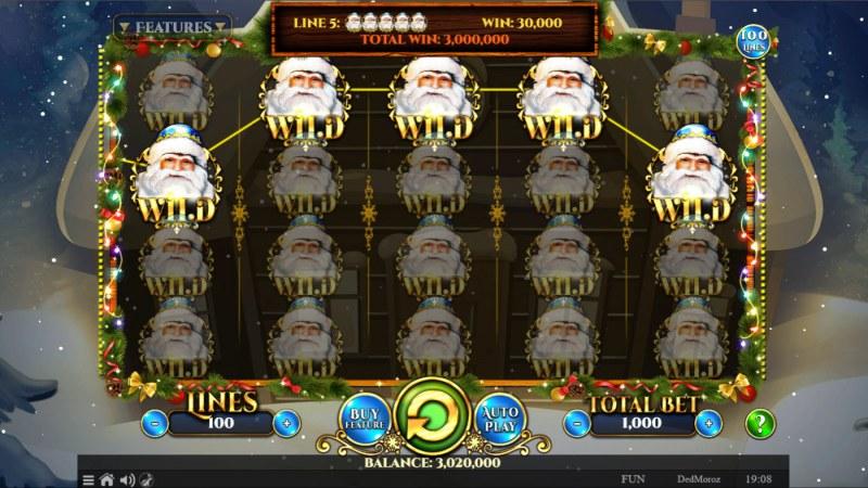 Ded Moroz :: Full Screen Win