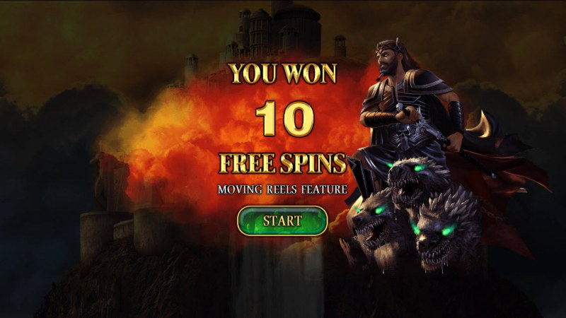 Demi Gods II 15 Lines :: 10 Free Spins Awarded