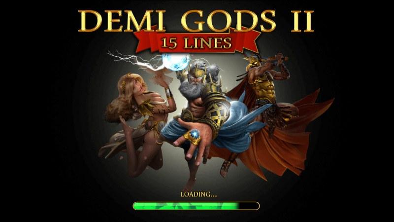 Demi Gods II 15 Lines :: Introduction