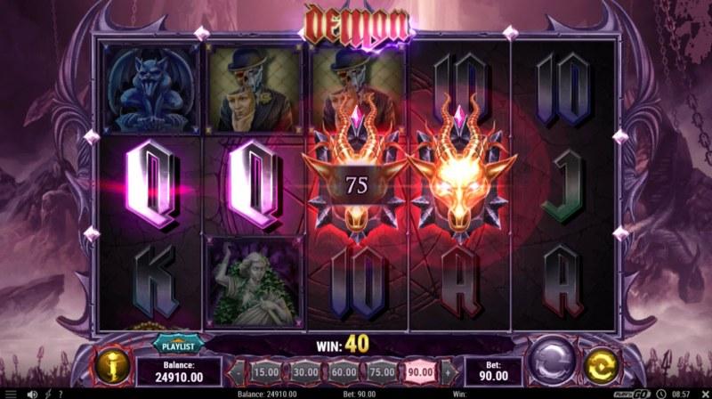 Demon :: Four of a kind