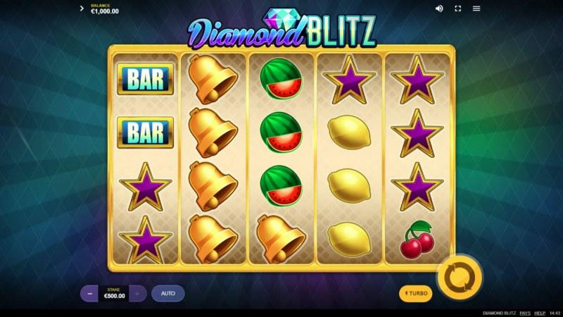 Diamond Blitz :: Main Game Board