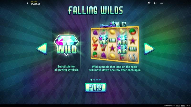 Diamond Blitz :: Falling Wilds